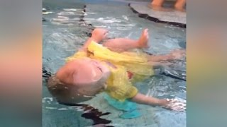 Download Mom Defends Showing 6-Month-Old Falling Into Pool Because Her Son Drowned Video
