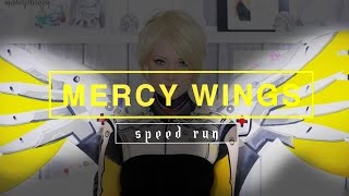 Download HOW TO: Overwatch Mercy Wings Video