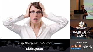 Download JWC 2017 - Image Management on Steroids - Rick Spaan Video