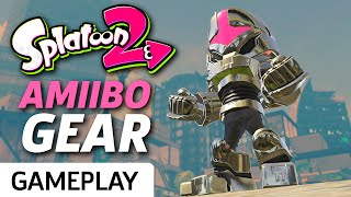 Download Every Unlockable From The New Splatoon 2 Amiibo Video