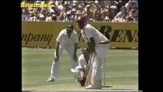 Download 1984/85 4th test Australia vs West Indies MELBOURNE highlights Video