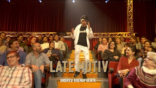 Download LATE MOTIV - David Fernández es el Brodas Bro adoptado | #LateMotiv193 Video