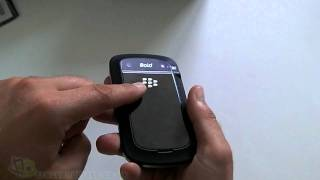 Download BlackBerry Bold 9900 unboxing video Video