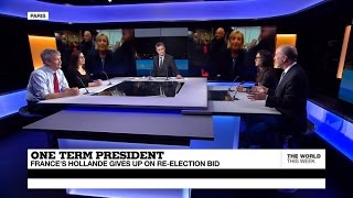 Download Hollande, the one-term French president (part 1) Video