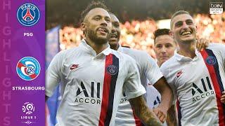 Download PSG 1 - 0 Strasbourg - HIGHLIGHTS & GOALS - 9/14/19 Video