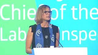 Download LABADMIN/OSH Chief Nancy Leppink Keynote Address - WCSH 2017 Video