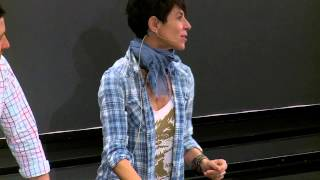 Download Dominique Crenn: The Metamorphosis of Taste, Science and Cooking Public Lecture Series 2014 Video
