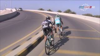 Download Epic Battle ! Peter Sagan, Vincenzo Nibali, Rigoberto Uran Epic Breakaway Finish Video