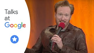 Download A Conversation with Conan O'Brien, presented by YouTube | Talks At Google Video