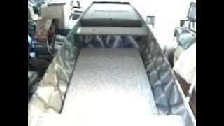 Download 14 Foot Jon Boat Project part 18 THE FINALE! Video