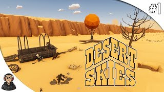 Download DESERT SKIES - JOGO DE SOBREVIVÊNCIA NO DESERTO COM BALÃO #1 Video