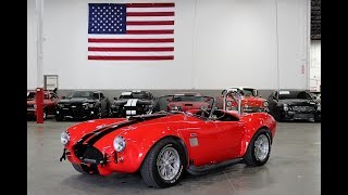 Download 1965 SHELBY COBRA Video