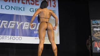 Download Valia Dimou (GRE), WFF Universe 2013 Video