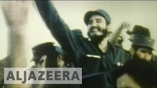 Download Fidel Castro's life and legacy Video