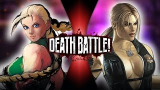 Download Cammy VS Sonya (Street Fighter VS Mortal Kombat) | DEATH BATTLE! Video