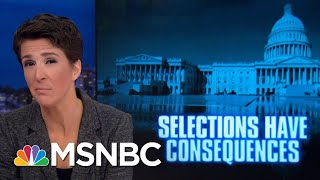Download Brett Kavanaugh Vote Will Drive Political Backlash If History Is Guide | Rachel Maddow | MSNBC Video