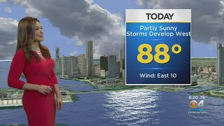 Download CBSMiami Weather @ Your Desk 5-19-19 8AM Video