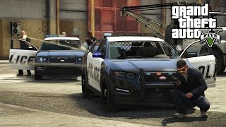 Download ★ GTA 5 - LSPDFR #1 - Playing as a Cop! (GTA V PC Mods) Video