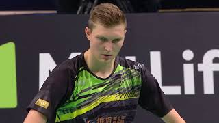 Download Danisa Denmark Open 2017 | Badminton QF M4-MS| Kidambi Srikanth vs Viktor Axelsen Video