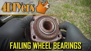 Download What a Failing Wheel Bearing Sounds Like Video