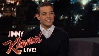 Download Rami Malek Ran Into Ex Immediately After Winning An Emmy Video