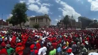 Download 360 video: Inside an EFF March Video