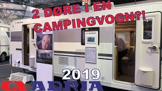 Download 2 DØRE I EN CAMPINGVOGN!? | 2019 ADRIA ADORA 673 PK - Fremvisning Video
