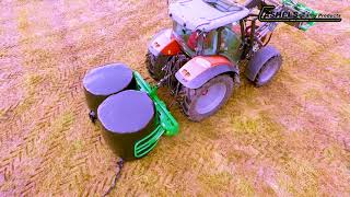 Download Cashels Double Hydraulic Bale Grab (Agritechnica 2017) Video