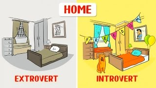 Download INTROVERTS VS. EXTROVERTS Video