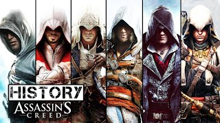 Download History/Evolution of Assassin's Creed (2007-2017) Video