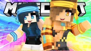 Download WHO'S THE BEST OF US ALL? MINECRAFT GRID RUNNERS! Video