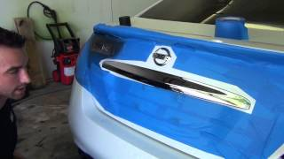 Download How To Plasti Dip Emblems and Front Grille - HD Step by Step - DipYourCar Video