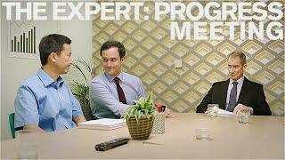 Download The Expert: Progress Meeting (Short Comedy Sketch) Video