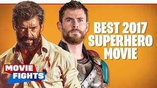 Download Best Superhero Movie of 2017?? SNEAK PEEK MOVIE FIGHTS! Video