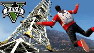 Download GTA V Online - LA TORRE HASTA EL CIELO!! - LOL - NexxuzHD Video