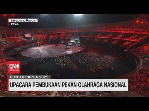 Upacara Pembukaan Pekan Olahraga Nasional