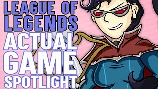 Download League of Legends ACTUAL Game Spotlight Video