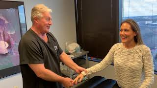 Download This Mexico City Ballerina Got Her First Chiropractic Adjustment By Your Houston Chiropractor Video