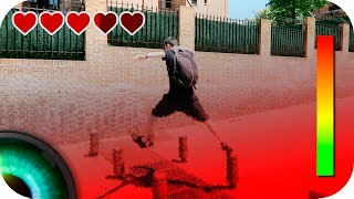 Download Videojuego en la vida real | The floor is LAVA Video