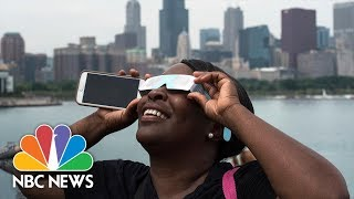 Download Unforgettable Moments From The 2017 Solar Eclipse | NBC News Video