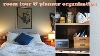Download room tour (70s cozy thrifted hygge) & how I organize my life | VLOGTOBER 07 Video