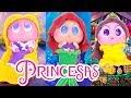 Download KSI MERITOS Transformación Princesas Disney LA SIRENITA, BELLA, RAPUNZEL y MÁS!-Juguetes Fantásticos Video