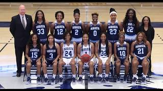 Download Augusta Women's Basketball Hosts Coker College Video