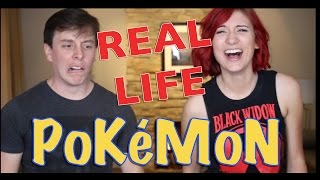 Download Real Life Pokemon with Brizzy Voices | Thomas Sanders Video
