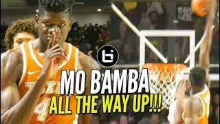 Download Mo Bamba HAND ON TOP OF BACKBOARD for Sportscenter #1 (crazy dunk) Video