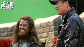 Download Go Behind the Scenes of The Great Wall (2017) Video