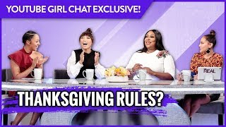 Download WEB EXCLUSIVE: What Are Your Thanksgiving Rules? Video