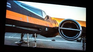 Download FULL Star Wars: Galaxy's Edge Imagineer presentation during Galactic Nights, Walt Disney World Video