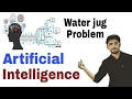 Download Water Jug Problem in Artificial Intelligence | (Eng-Hindi) #8 Video