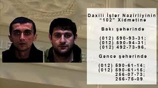 Download Gəncədə polisləri öldürən iki nəfər axtarışa verildi Video